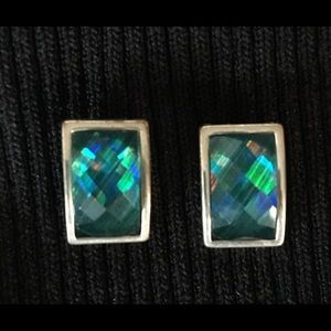 Kenneth Cole stud earrings